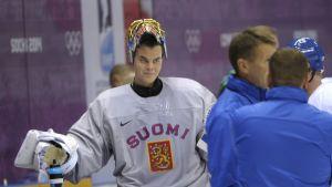 Tuukka Rask, OS 2014