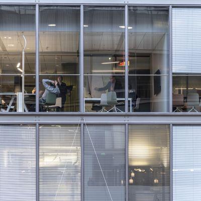 Business Finland toimisto.