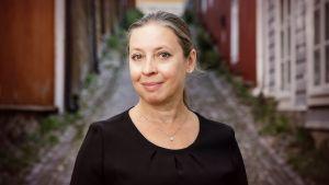 Ann-Sofie Silvennoinen, social- och hälsovårdsdirektör i Borgå.