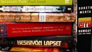 Rushdie, Mehta ja muita Bombay-kirjoja