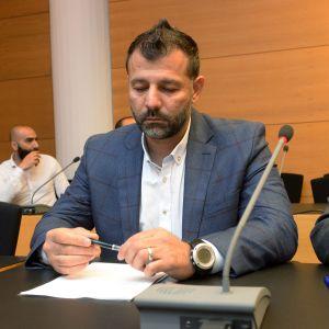 Rami Adham i Helsingfors tingsrätt den 20 juni 2017.