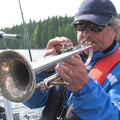 Trumpetisti Esko Heikkinen, Suomen Jazzlegenda 2013