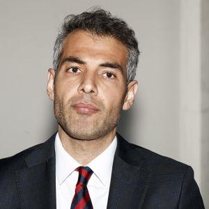Riksdagsledamoten Hussein al-Taee
