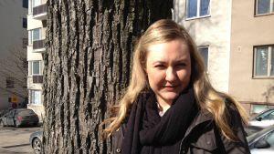 Janina Mackiewicz skapade blogg tillsammans med andra unga högutbildade arbetslösa
