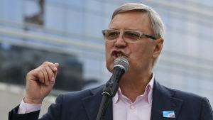 Michail Kasjanov leder Parnas