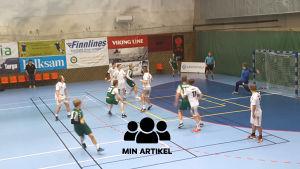 EIF anfaller mot Grankulla IFK.