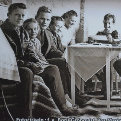 Baksidans bild på Vessöfilmers DVD-fodral