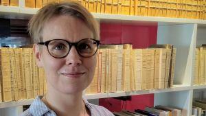 Forskaren Maria Vainio-Kurtakko