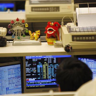 Börsen i Hongkong