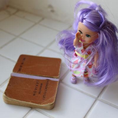 docka och ordbok