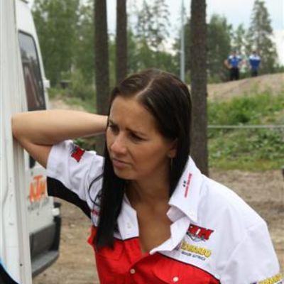 Marika Ahola kuvassa