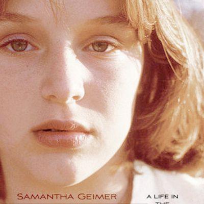 """Samantha Geimerin julkaisema kirja """"The Girl""""."""