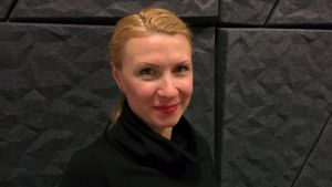 Olga Tuomivirta, vitrysk bosatt i Helsingfors