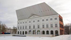Tartu universitets filial i Narva.