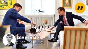 Kommentar av Linda Söderlund