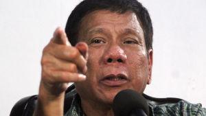 Rodrigo Duterte, filippinernas kommande preasident