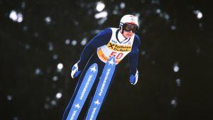 Matti Nykänen, 1985.