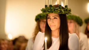 Finlands lucia 2017.