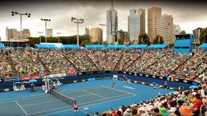 Margaret Court Arena i Melbourne.
