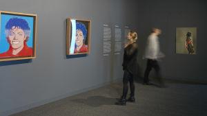 Michael Jackson á la Andy Warhol