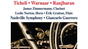 Wind Concertos äänitteen kansi