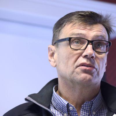 Riksåklagare Matti Nissinen.