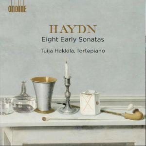 Joseph Haydn: Eight Early Sonatas / Tuija Hakkila