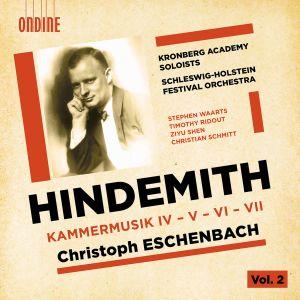 Hindemith: Kammermusik IV - V - VI - VII