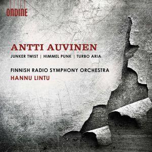 Antti Auvinen / Radion sinfoniaorkesteri / Hannu Lintu