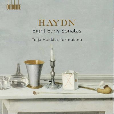 Joseph Haydn: Eight Early Sonatas / Tuija Hakkila