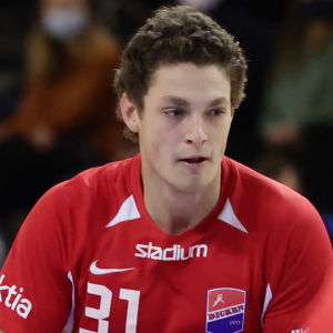 Max Granlund i Dicken.
