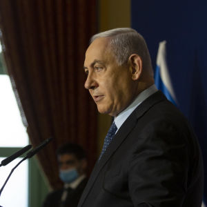 Benjamin Netanyahu träffade förra veckan USA:s utrikesminister Mike Pompeo både i Israel och i Saudiarabien.