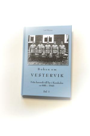Leif Skinnars Boken om Vestervik.