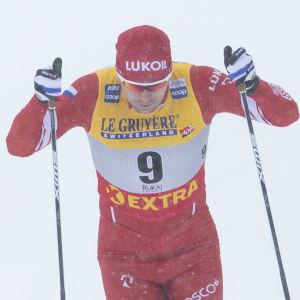Sergei Ustjugov stakar.