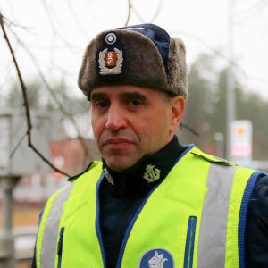 Dennis Pasterstein är chef för trafiksäkerhetscentralen.