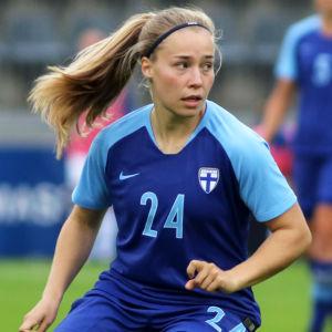Heidi Kollanen.