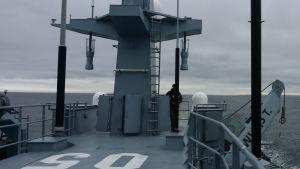 Minfartyget Uusimaa.