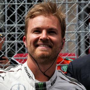 Keke och Nico Rosberg.