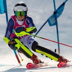 Jaakko Tapanainen mot guldmedaljen