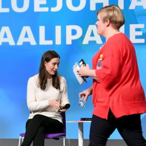Kommunalval, OAJ, paneldebatt, debatt