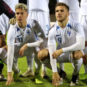 Finlands U21-herrlandslag.