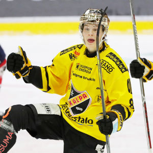 Alexander Ruuttu.