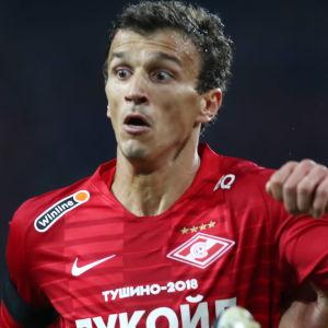 Roman Eremenko i Spartak Moskva.