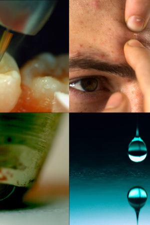 Ögonblick är en serie av korta vetenskapliga filmer som visar världen som den är på riktigt nära håll.