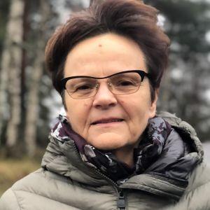 Ann Christine Levlin, ekonomi- och skuldrådgivare vid Mellersta Österbottens och Österbottens rättshjälpsbyrå