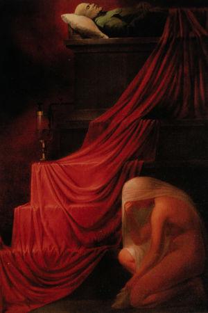 Målning av Komar & Meladid