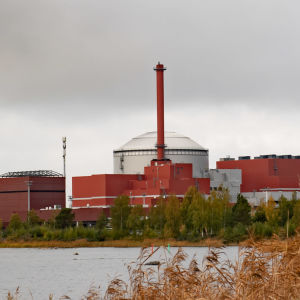 Kärnkraftverket Olkiluoto 3.