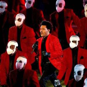 The Weeknd uppträder på Super Bowl.