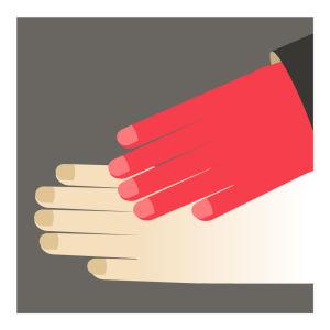 Kuva käsistä
