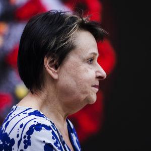 Kanslichef Kirsi Varhila, social- och hälsovårdsministeriet.